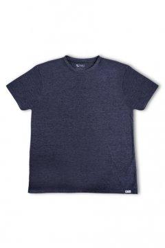 Imagem - Camiseta Basica Mescla Gola Redonda cód: 1055191017