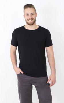 Imagem - Camiseta Básica Slim Viscose cód: 770905342