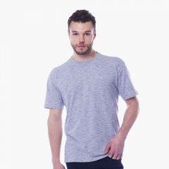 Imagem - Camiseta Comfort Masculina Manga Curta Mescla cód: 7707032217