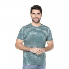 Imagem - Camiseta Comfort Listrada cód: 7709054114