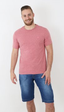 Imagem - Camiseta Malha Sustentável Masculina cód: 7707031713