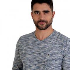 Imagem - Camiseta Masculina Comfort cód: 780808825