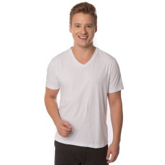 Imagem - Camiseta Slim Gola V cód: 7707021101