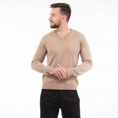 Imagem - Sueter Masculino Modelagem Slim Gola V cód: 7842153010
