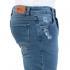 Calça Jeans Masculina Slim 4
