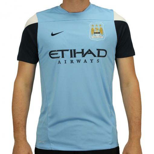 Camisa Nike Manchester City Treino 2013/2014