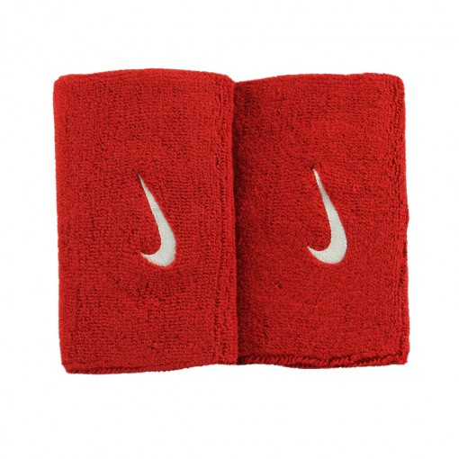 Munhequeira Nike Grande Swoosh Doublewide Wristband