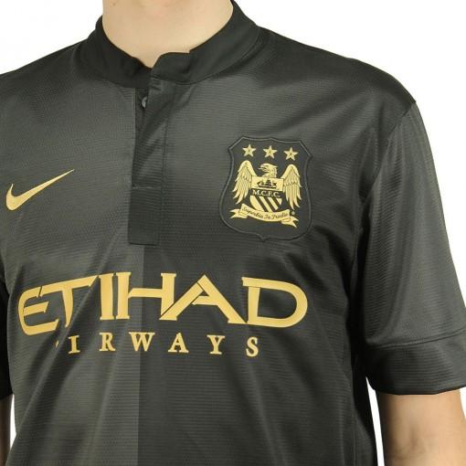 Camisa Nike Manchester City SS Away 2013/2014