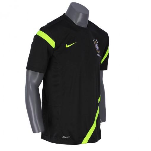 Camisa Nike Seleção Brasil Treino 2012    447942-681