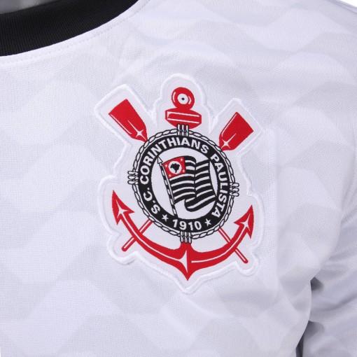 Camisa Nike Corinthians I 2012  Sem Número Manga Curta   450417-100