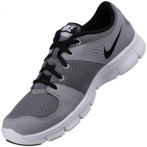 Tênis Nike Flex Experience RN Masculino Cinza Preto Branco 525762-006