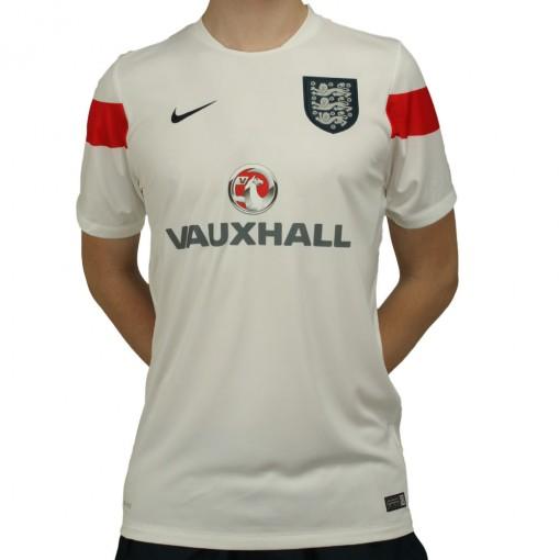 Camisa Nike Seleção Inglaterra Pre Match 2014