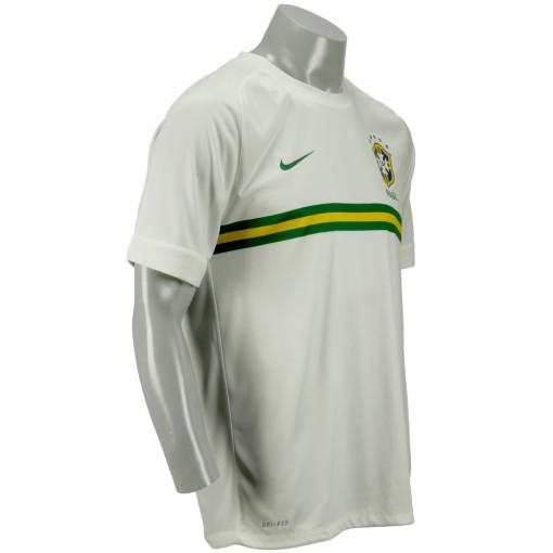 Camisa Nike Brasil Pre Match 2013