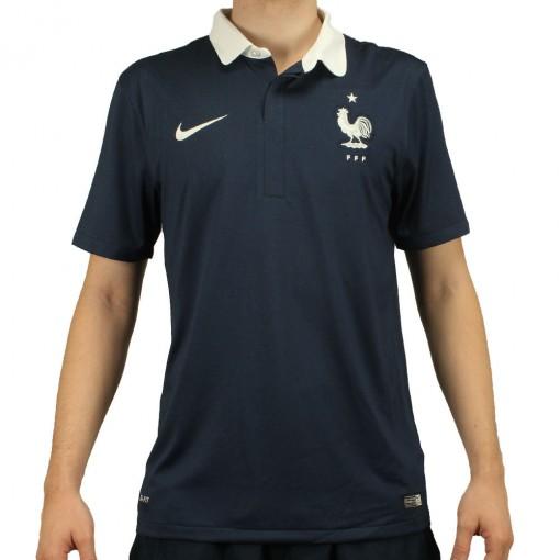 Camisa Nike Seleção França Home 2014