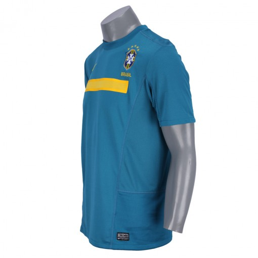 Camisa Nike Seleção Brasil I 2011    405504-703