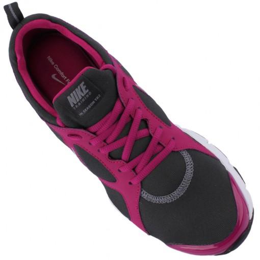 Tênis Nike In-Season TR 2 Feminino Chumbo Pink Branco Preto 525737-003