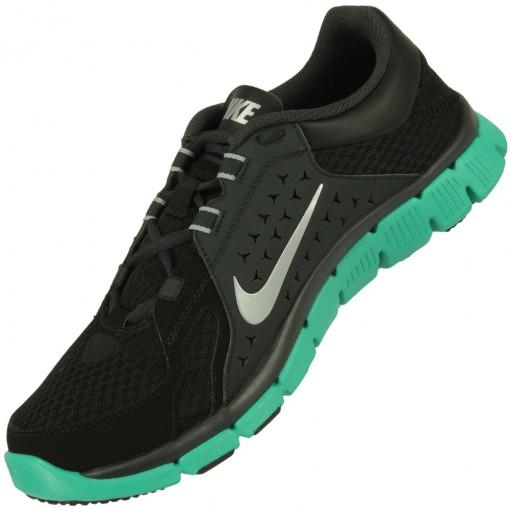 Tênis Nike Flex Supreme TR Masculino Preto Verde Mar Claro