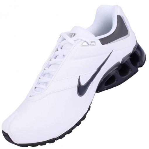 66276be7c03 Tênis Nike Impax Emirro SL SI Masculino Branco Azul Marinho Cinza