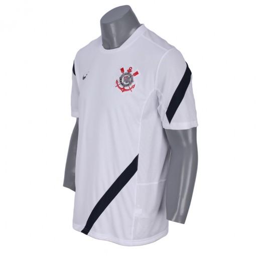 Camisa Nike Corinthians Treino 2012    Marinho