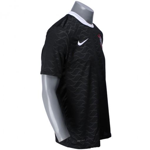 Camisa Nike Corinthians II 2012  Sem Número Manga Curta   450419-010