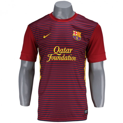 Camisa Nike Barcelona Pre Match