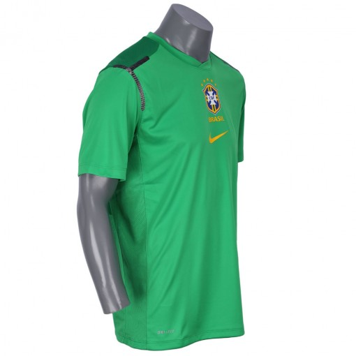 Camisa Nike Seleção Brasil Pre Match III 2012