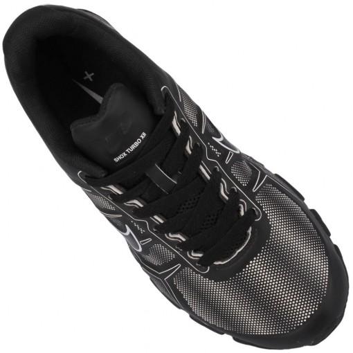 diseño moderno materiales superiores muy genial Tênis Nike Shox Turbo XII SL Feminino Branco Roxo 472530-106