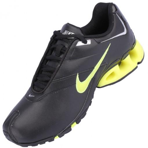 98ab6742c6 Tênis Nike Impax Emirro SL SI Feminino Preto Amarelo Verde ...