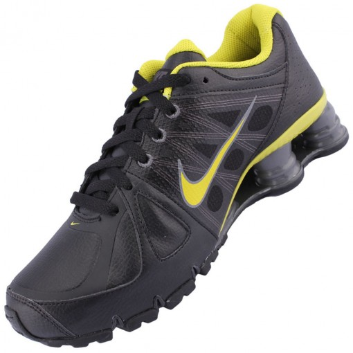 Tênis Nike Shox Agent+     438684-102