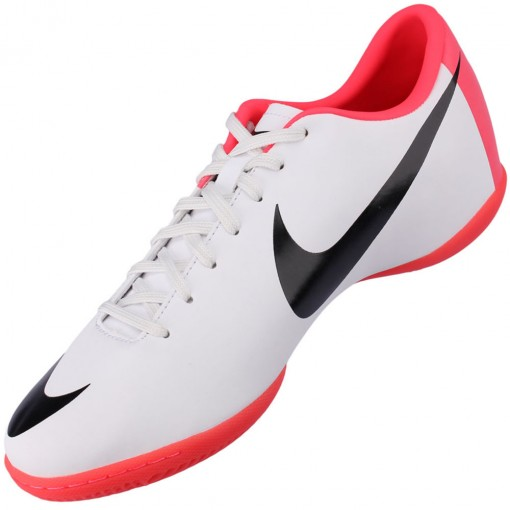 Chuteira Futsal Nike Mercurial Victory 3 IC Masculino SalmÆo Preto ... 226698206ca24