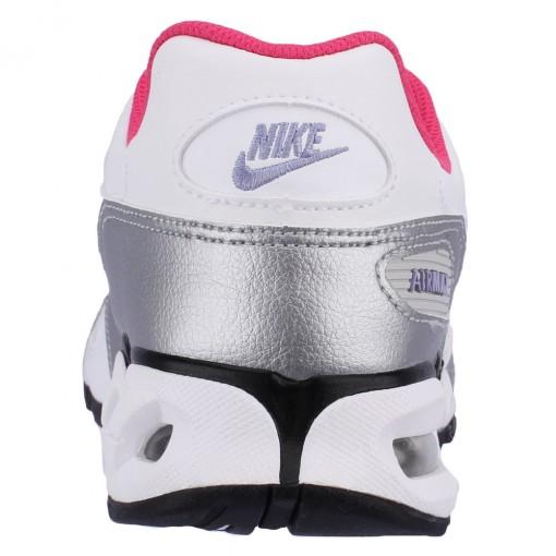 Tênis Nike Air Max A/T-5 SI SL BR Feminino Branco Prata Pink 445604-104