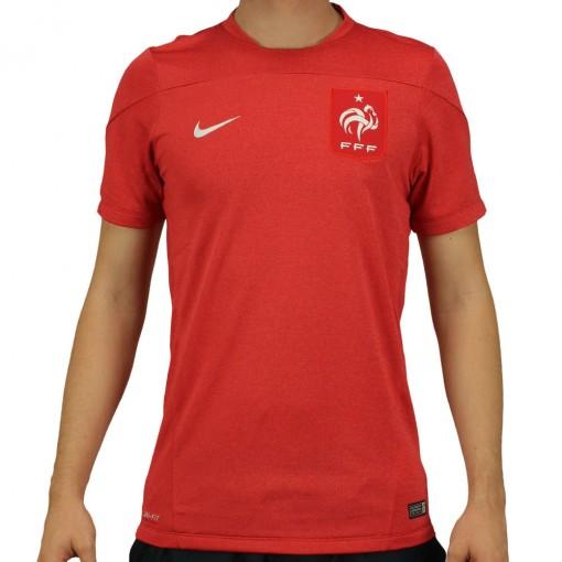 Camisa Nike Seleção França Treino 2014