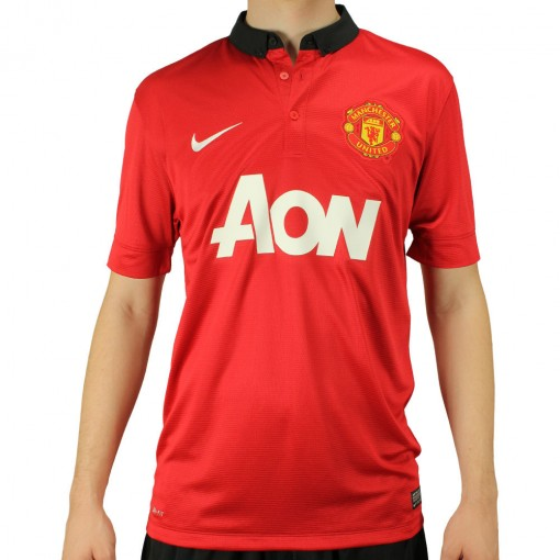 Camisa Nike Manchester United Home 2013/2014