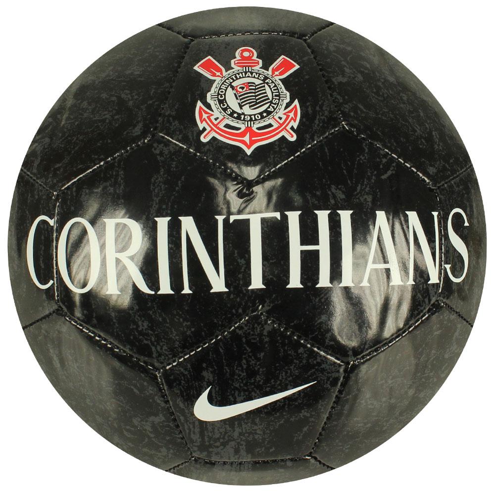 Bola Campo Nike S.C. Corinthians Supporters a21c0d60fb1cc