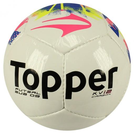 Bola Futsal Topper kv Carbon Sub9 2015