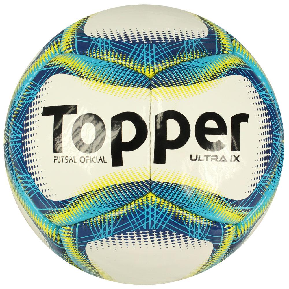 754812dcbc Bola Futsal Topper Ultra IX