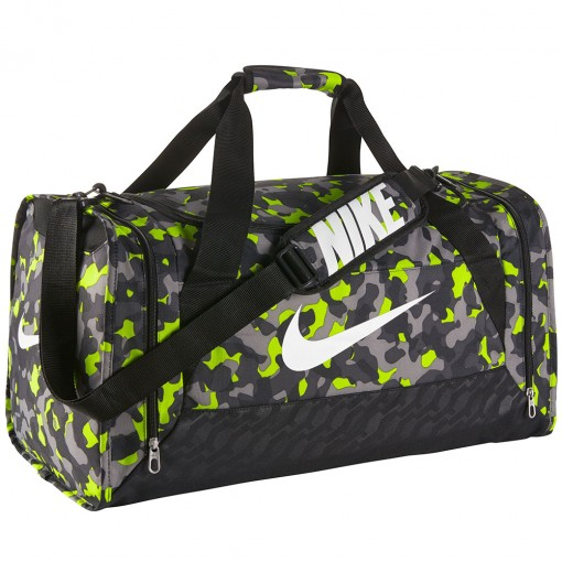 Bolsa Nike Brasilia 6 Duffel Graphic Med