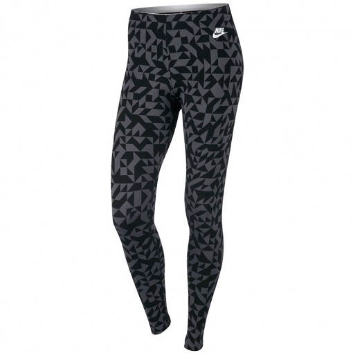 Calça Legging Nike Nsw Club Tangrams