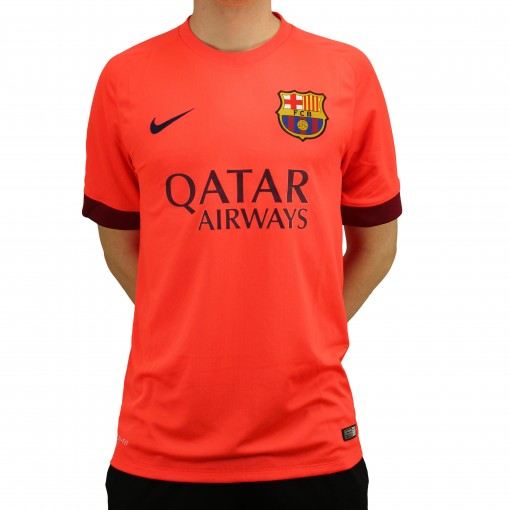 Camisa Nike Barcelona Away 2014
