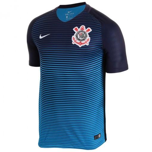Camisa Nike Corinthians 3 16/17 Torcedor