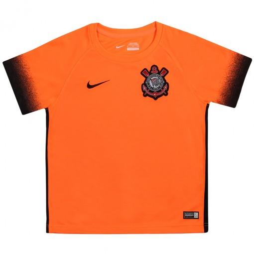 Camisa Nike Corinthians 3 2015 2016 Torcedor Infantil d7f3da94b07be