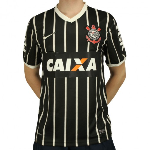 Camisa Nike Corinthians II 2014