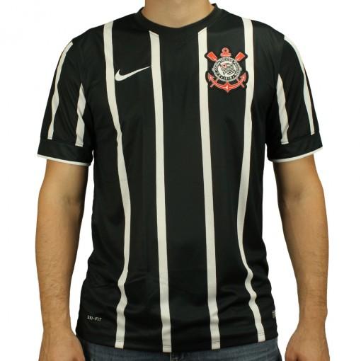 Camisa Nike Corinthians II 2015 Torcedor