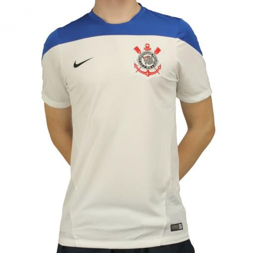 Camisa Nike Corinthians Treino 2014