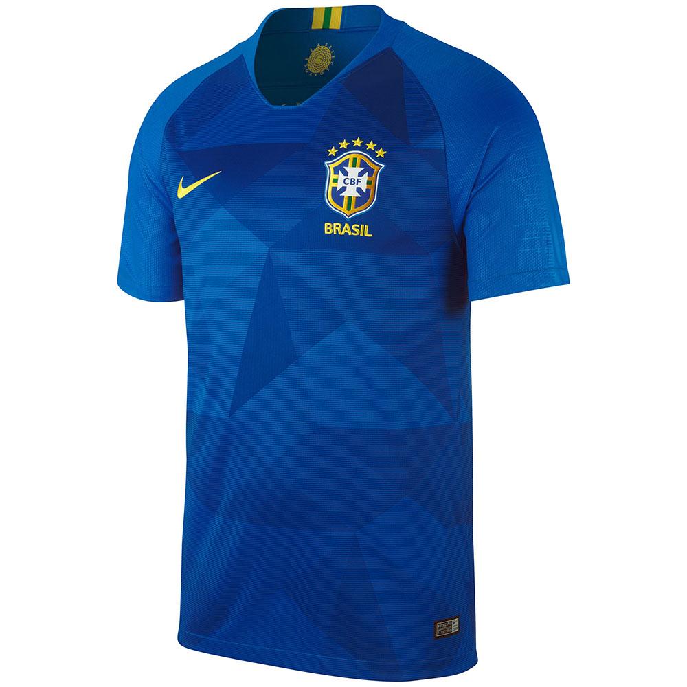 Camisa Nike CBF Seleção Brasil Torcedor 2018 e14b2fb641d52