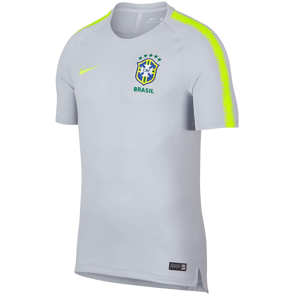 256b57ed9b Camisa Nike CBF Seleção Brasil Treino 2018