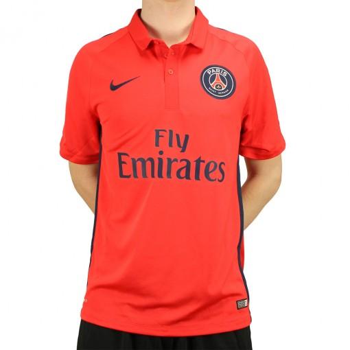 Camisa Polo Nike PSG FLD Torcedor