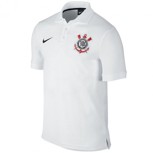 Camisa Polo Nike Corinthians Core Matchup