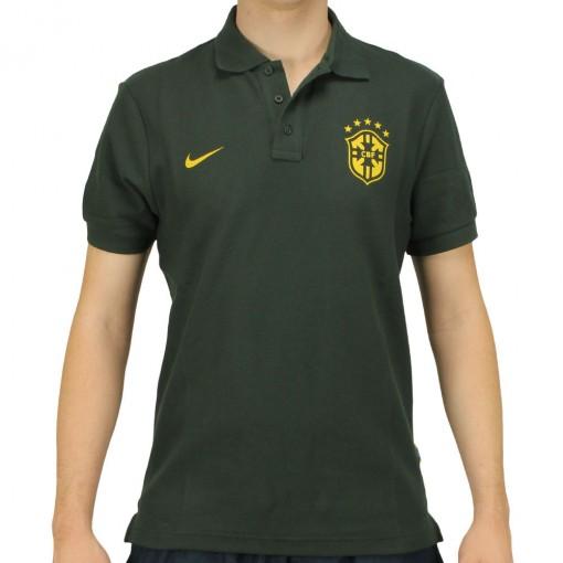 Camisa Polo Nike Seleção Brasil