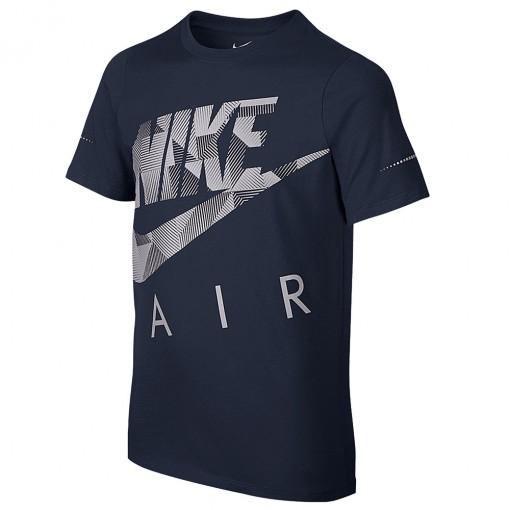 Camiseta Manga Curta Cat HB Nike Air Juvenil